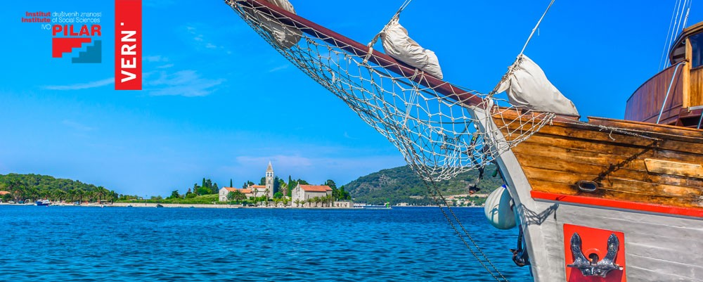 """Mediterranean Islands Conference (MIC - Vis 2020)"" - konferenciju organiziraju Institut društvenih znanosti Ivo Pilar i VERN'"