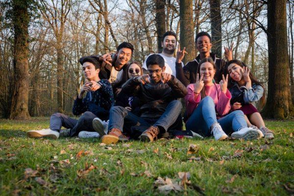 Erasmus studenti na VERN'u u zimskom semestru